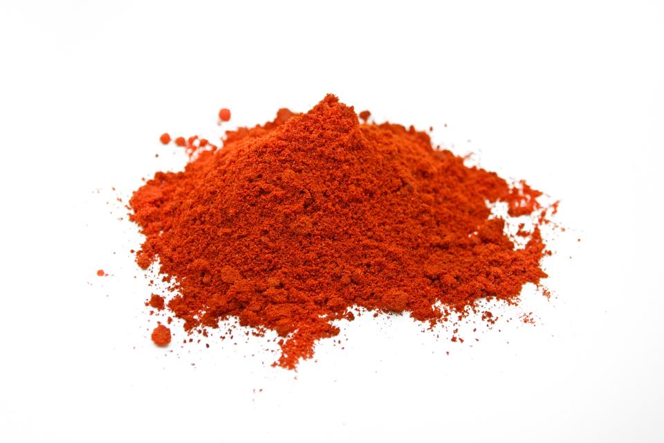 Paprika Süß, gemahlen