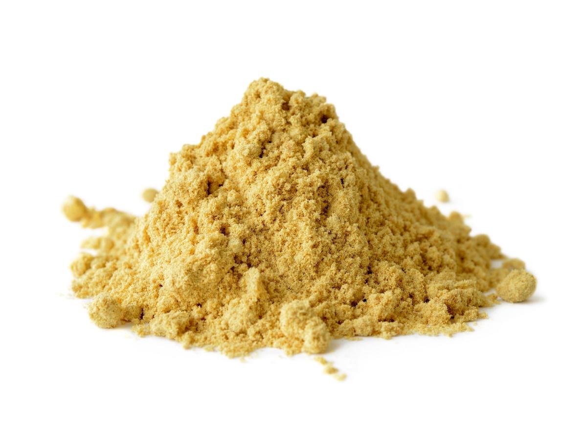 Senfmehl, aus Gelbsenf (nicht entölt)