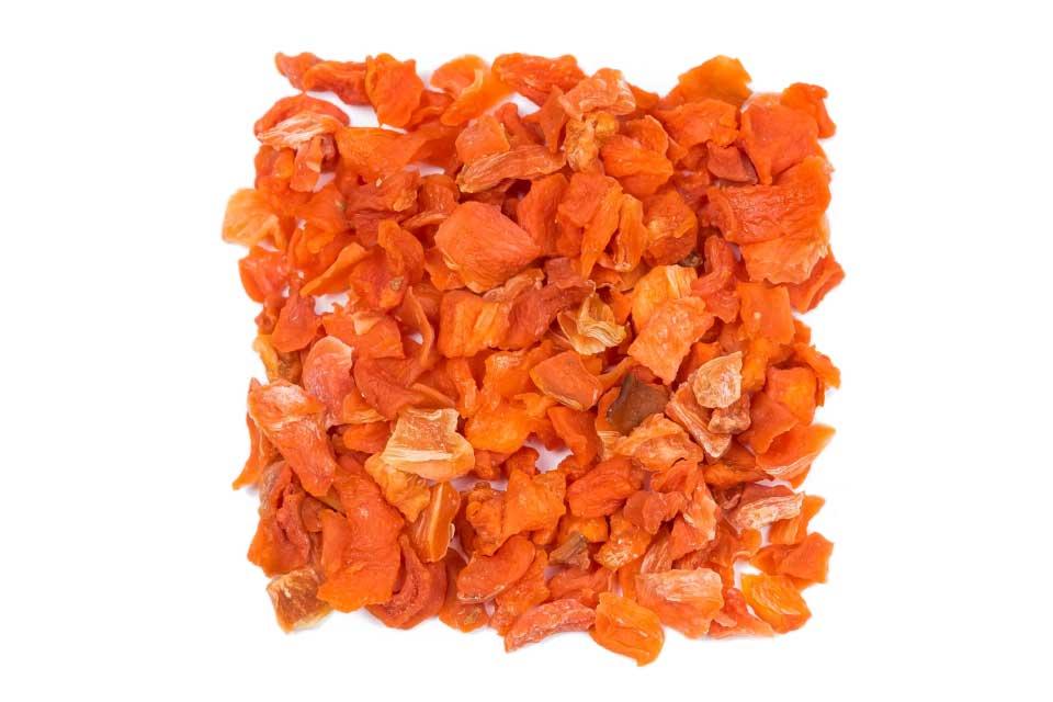 Karotten, Flocken